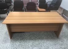 طاولات مكتبية - كراسي مستعملة
