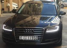 AUDI A8 CAR FOR RENT
