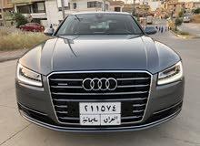 Audi A8 موديل 2014