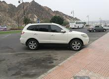 For sale 2008 White Santa Fe