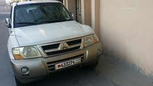باجيرو2005 pajero for sale