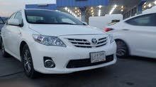 Toyota Corolla car for sale 2013 in Basra city