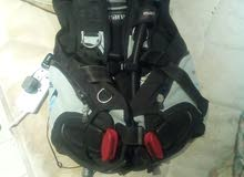 mares bcd hardly used 8 dives total, size  M price 450