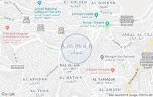عمارة تجارية تنظيم مكاتب للبيع في جبل الحسين مكاتب ضمن سكن  مساحة الارض 535م مسا