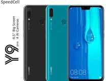 من سبيد سيل Huawei Y9-2019 بسعر مميز