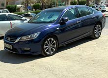 Blue Honda Accord 2013 for sale