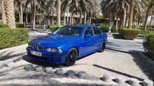للبيع او البدل  BMW 540 معدل بالكامل