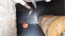 كشف تسربات المياه اعمال سباكه 0506795052