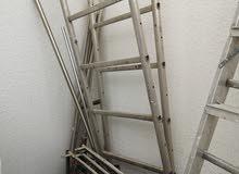 صقالات لمواقع البناء والصيانة ارتفاع 2 متر
