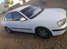 Used condition Hyundai Elantra 2001 with 0 km mileage