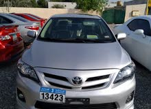 Available for sale! 1 - 9,999 km mileage Toyota Corolla 2012