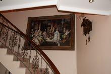 بيت للايجار رئاسي مؤثث vip في الجابريه