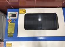 جهاز ماكينة ليزر مستعملة