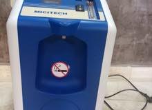 جهاز مولد اكسجين 10 لتر للايجار