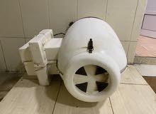 water tank fan