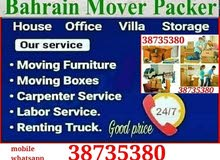 professional moving packing all over Bahrain