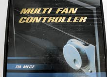 zulamn zm mfc2 multi fan controller