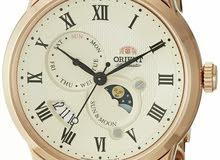 ساعة اورينت اوتوماتيك قمرية جديدة