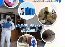 تنظيف وتعقيم المنازل والكنب وغسيل السجاد فل موقع