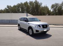 Nissan Patrol XE 2016 (Silver)