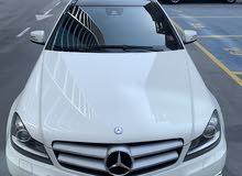 Mercedes C350 GCC 2012