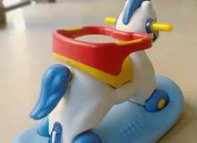 حصان هزاز للاطفال