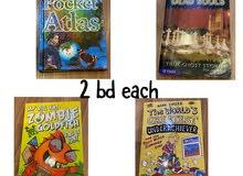 4 books 4 كتب