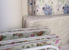 folding beds and matreses