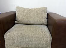 كنب و طاولة تلفاز … Tv table and seating set