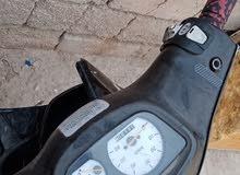 دراجا ياماها 9 زروف لبيع مكينة ما مفتوحة دراجة كاملة وشغالة سلف وهندر