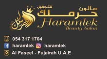Haramlek beauty salon