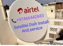Satellite Dish Antenna Installation And Repair