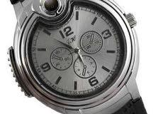 ساعة ولاعة ( ضد الماء) منتج كوري