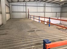 Heavy duty warehouse rack supported Mezzanine Floor HDRSM with Granting