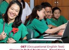 OET training in Dubai