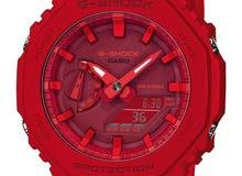 G-Shock Ana-Digi Men's Watch Red