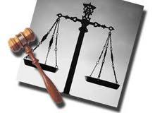 محاميه للتوكل في كافه الدعاوى شرعيه جزائيه وعقود