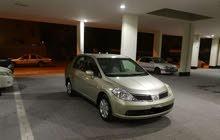 Nissan Tiida 2008 (Beige)