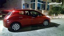 Used Nissan Leaf in Amman