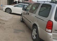 Chevrolet Uplander 2008 For sale - Silver color