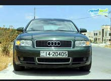 Audi A4 car for sale 2002 in Amman city
