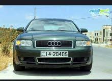 اودي a4 2002 بحالة جيدة جدا للبيع او البدل