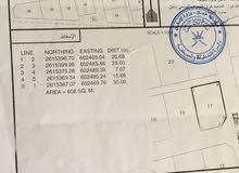 ارض كورنر 619م في الرميس السادسة .منطقة واعدة للمستقبل القريب