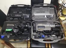 تصفيه استديو 2 كاميرا سعر الواحده 30 دينار