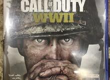 لعبة Call of duty WWII