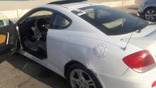 Hyundai Coupe 2006 For sale - White color