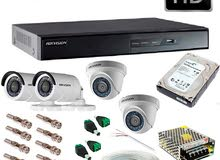 HikVision CCTV at Very Low Price, 4 Cams AED 1499/-