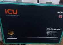 جهاز بكرتون HD DvR مو صيني تركي بكرتون لحال الوكاله حديث جدا