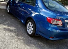 Toyota Corolla 2012 For sale - Blue color