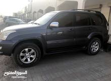 For sale 2009 Blue Prado
